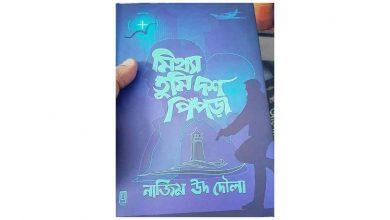 Photo of মিথ্যা তুমি দশ পিপড়া pdf download by Nazim Ud Daula