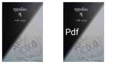 Photo of ব্যালেন্সিং স্ক্রু কাজী মাহবুব Pdf – Balancing screw bangla pdf download Review