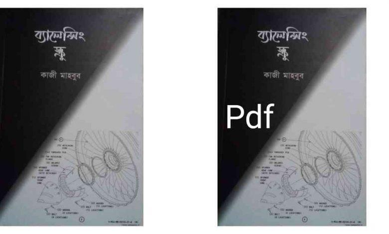 ব্যালেন্সিং স্ক্রু কাজী মাহবুব Pdf Balancing screw bangla pdf download Review