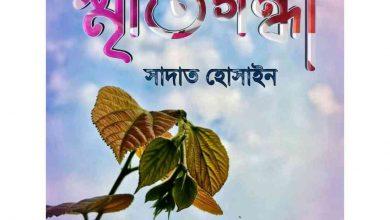 Photo of স্মৃতিগন্ধা Pdf Download by সাদাত হোসেন