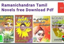 Photo of Latest Ramanichandran Tamil Novels free Download Pdf
