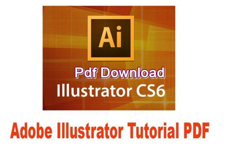 Adobe Illustrator CS6 Tutorial bangla pdf