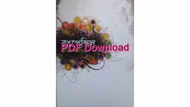 Photo of রংপেন্সিল হুমায়ুন আহমেদ PDF Download